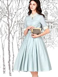Exciting Modern 50s Style Best Fashion Ideas On Retro Dresses And Clothes