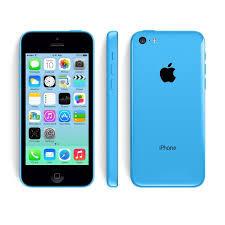 iPhone 5c 16GB Blue Sprint Refurbished Grade B Walmart