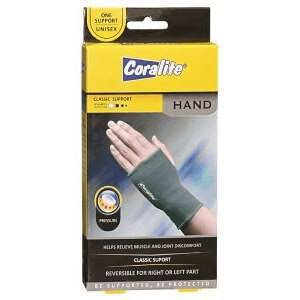 Coralite Hand Support