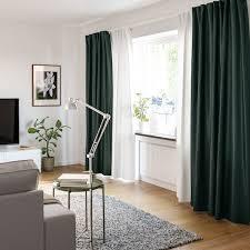 gardinenlösung für licht im wohnzimmer ikea deutschland