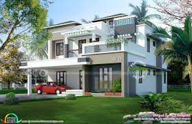 100 Contemporary Home Designs 5 Bedroom Contemporary Home In 9 Cent Land S Modern
