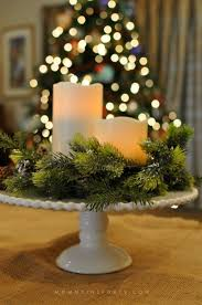 Pine Cone Christmas Tree Lights by 5 Simple Diy Holiday Centerpieces Diy Centerpieces Rustic Chic