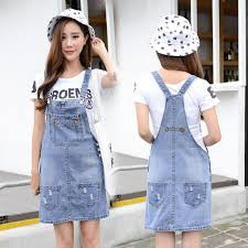 New Summer Style Women Blue Denim Jumpsuits Retro Holes Jeans Strap Short Overalls Girl Washed