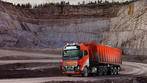 100 Chalks Truck Parts Volvo S Provides Autonomous Transport Solution To Brnny Kalk AS