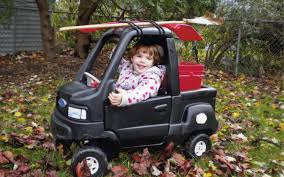 Little Tikes Classic Pickup Truck With Bonus Construction Helmet And ...