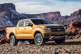 The 2019 Ford Ranger Is The Sensibly-Sized Pickup Truck America Has ...