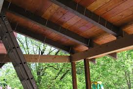 tongue and groove wood roof decking greengate ranch remodel backyard 5 patio cover roof and