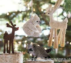 Bottlebrush Ornaments