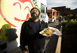 Everett Testing Downtown Food Trucks For Friday Lunch Crowd ...