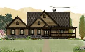 Rustic House Plans With Wraparound Porch