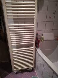 badheizkörper wird nicht warm heizung temperatur