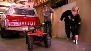 100 Okc Farm Truck Street Outlaws Extras Truck Mini 4Wheeler YouTube