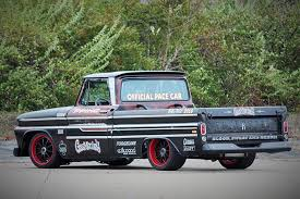 Gas Monkey Garage Pikes Peak Chevy Roars Onto EBay 6500 Shop Truck 1967 Chevrolet C10 1965 Stepside Pickup Restoration Franktown Chevy C Amazoncom Maisto Harleydavidson Custom 1964 1972 V100s Rtr 110 4wd Electric Red By C10robert F Lmc Life Builds Custom Pickup For Sema Black Pearl Gets Some Love Slammed C10 Youtube Astonishing And Muscle 1985 2 Door Real Exotic Rc V100 S Dudeiwantthatcom