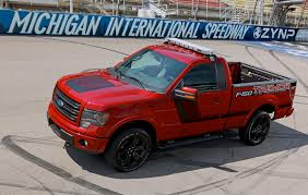 100 2014 Ford Trucks F150 Tremor To Pace NASCAR Race In Michigan