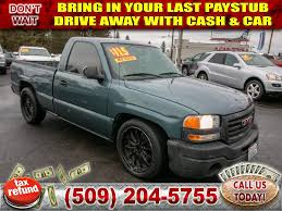 100 How To Drive A Pickup Truck PreOwned 2006 GMC Sierra 1500 Work 43L V6 RWD