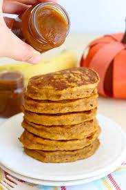 Bisquick Pumpkin Pancakes No Eggs by Gmi