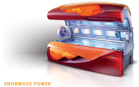 Soltron Xxl 95 Chili Power Tanning Bed in Springfield