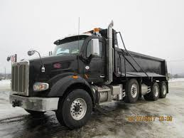 2018 PETERBILT 567 TRI-AXLE Dump Truck - Mississauga ON | Truck And ...