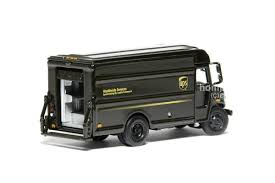 100 Ups Truck Toy Vintage S Diecast Toy Delivery S UPS Delivery