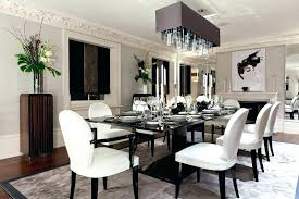 Formal Dining Room Ideas Wall Decor Decorating