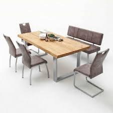 esszimmer mit bank in tisch stuhl sets günstig kaufen ebay