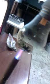Lightbulb vaporizer yee