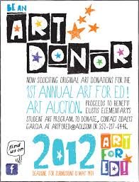 The Auction Will Benefit Student Art