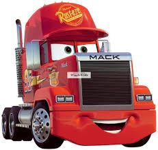 100 Truck Movie Amazoncom 9 Inch Mack Team McQueen Rig Wall Decal Sticker