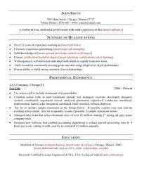 Construction General Labor Resume Examples