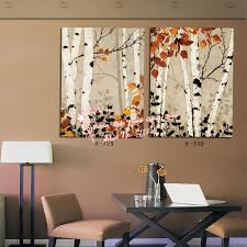 Tree Wall Decor Ideas by Wall Art Designs Best Picks Birch Trees Wall Art For Awesome