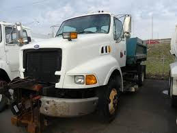 1997 Ford L8000 Single Axle Dump Truck For Sale, 24,807 Miles ... Dump Trucks Equipment For Sale Equipmenttradercom 2003 Sterling L8500 Single Axle Truck For Sale By Arthur Trovei 1992 Mack Rd690p Snow Plow Salt Spreader Inventyforsale Best Used Of Pa Inc Used Dump Trucks For Sale 2004 Truck Single Axles Intertional Ford F700 Single Axle Dump Truck Item 5352 Sold Ma Rental And Hitch As Well Mac With 1 Ton