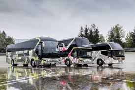 100 Wood Gasifier Truck MAN And NEOPLAN Buses At The IAA 2018 Press Kit Bus