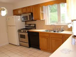 This Is A Pretty Normal Rental Apartment Kitchen Comment With Your Ideas On How To Small DecoratingSmall