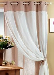 curtain panels decorating with curtain panels