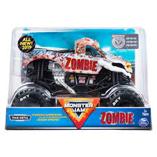 100 Zombie Truck Games Monster Jam Official Monster DieCast Vehicle 124