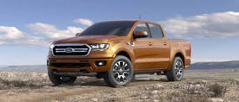 100 Ford Compact Truck 2019 Ranger Midsize Pickup The AllNew Small Is