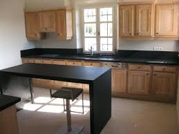 cuisine bois plan de travail noir cuisine bois plan de travail noir cethosia me