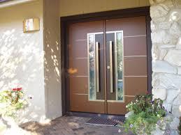 100 Designs For Home Modern Double Front Doors Black Wooden Door