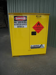 Flammable Safety Cabinets Used by Big Safety Blog