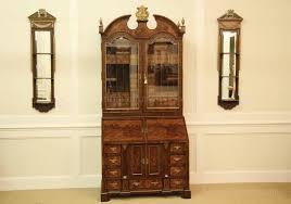 Antique Secretarys Desk by Antique Mahogany Secretary Desk With Rosewood