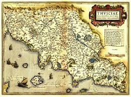 Ort BRO 07 036 Tuscany