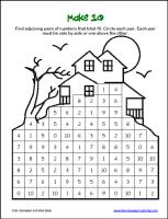 Halloween Multiplication Worksheets Coloring by Fun Halloween Math Worksheets Free Worksheets Library Download