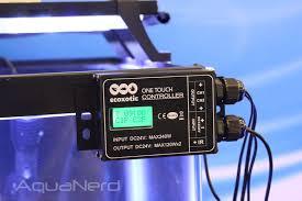 led aquarium light controller aquarium lighting aquanerd part 11