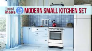 100 Modern Kitchen Small Spaces Compact Cabinets Set For Space