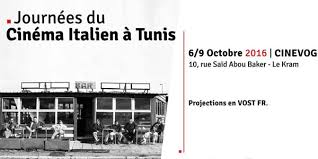 complet des journées du cinéma italien à tunis