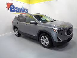 100 Drs Truck Sales 2018 New GMC Terrain AWD 4dr SLE At Banks Chevrolet Buick GMC