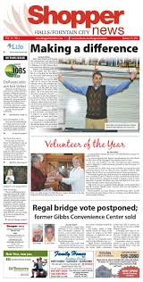 The Shed Maryville Tn Facebook by Halls Fountain City Shopper News 012714 By Shopper News Issuu