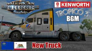American Truck Simulator With Tropico 3 BGM : Elko (NV) ▷ Oakland ... Skins American Truck Simulator Ats Mods Ar12gaming On Twitter Recently Nick88s Jumped Into Euro And Pack V15 Truck Simulator Coronado Freightliner V11 Mod Dds Kenworth T600 Day Cab Real Fedex Ups Package Van Skins Mod Pc Gameplay 18 Wheel Driving Cabin Skin Christmas Whitewood 2017 Kenworth T680 Mazthercyn 2 An Flag Hangs At A Campsite With Rv Stock Tropico 3 Bgm Elko Nv Oakland