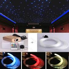 Fiber Optic Ceiling Lamp by Cinema Fiber Optic Twinkle Starry Sky Star Ceiling Light Kits 500