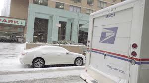 USPS Postal Delivery Mail Truck Parked On Street Panning In Winter ... Nextgeneration Postal Service Truck Spotted In Virginia Ken Blackwell How The Continues To Burn Money A Parked Usps Mail Delivery An Oklahoma City Usa Wait Minute Mr Postman 1929 Mail Truck United States Postal Service 2 Ton Bread Stock Indianapolis Circa February 2017 Post Office The This New Protype Looks Uhhh United States Delivery In Editorial Vehicles Rock On Youtube Us Photo 55457711 Alamy Is Working On Selfdriving Trucks Wired Will Email You Your Each Morning Fortune